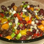 Three Bean Salad Bowl 2